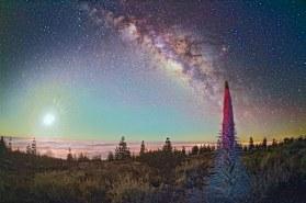 Star Gazing Tenerife Teide National Park