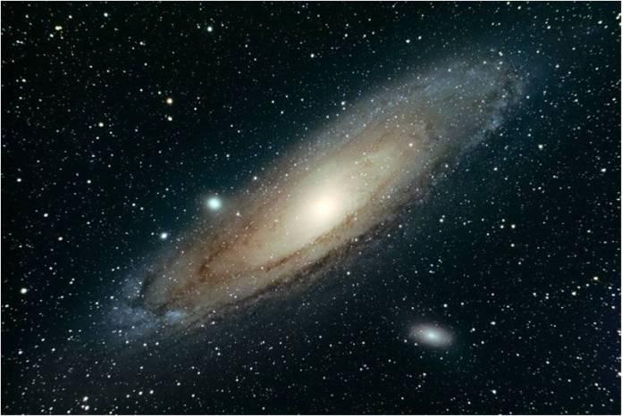 M31 Galaxia Andrómeda