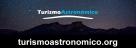 Turismo astronomico pegatina