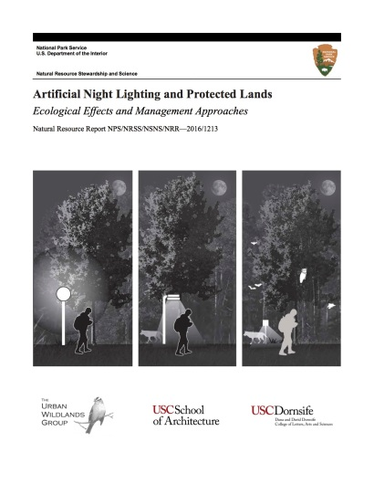 Artificial Night Lighting and Protected Lands- Ecological Effects and Management Approaches